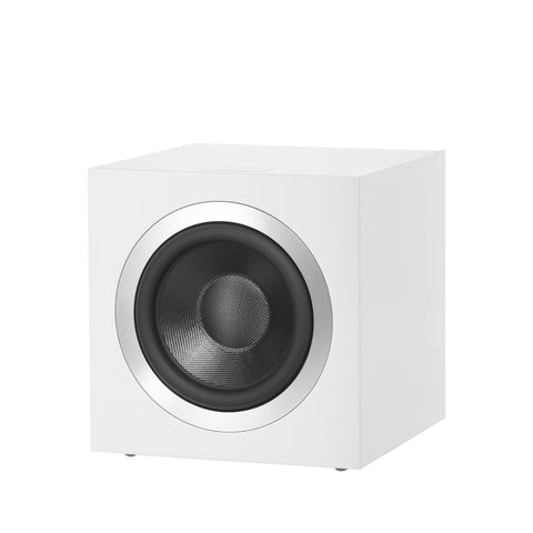 "Bowers & Wilkins DB 4S 10"" Subwoofer –each-Matte White"