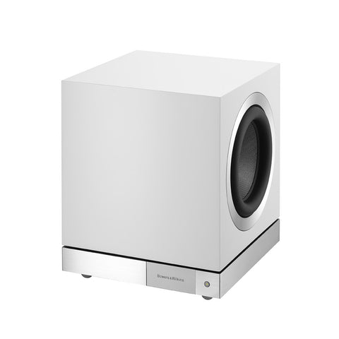 "Bowers & Wilkins DB 3D 2x8"" Subwoofer –each-Matte White"