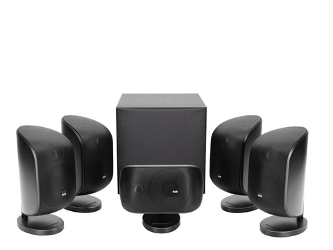 Bowers & Wilkins MT-50 Home theatre system – Matte Black