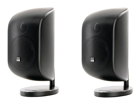 Bowers & Wilkins M-1 Satellite speakers – pair – Matte Black