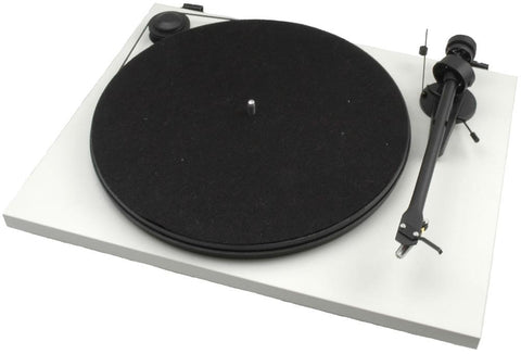 Pro-ject Essential II Turntable - White
