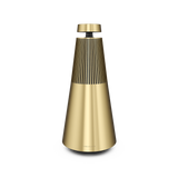 Bang & Olufsen BeoSound 2 Multiroom Speaker  - Brass Tone