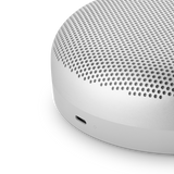 Bang & Olufsen BeoPlay A1 portable bluetooth speaker - Grey Mist
