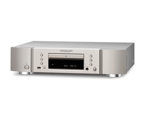 Marantz CD6007 CD Player - Silvergold