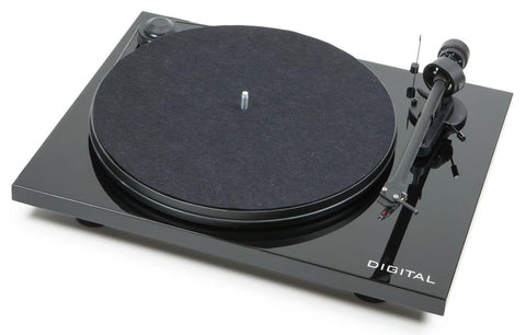 Pro-ject Essential II Digital Turntable - Black