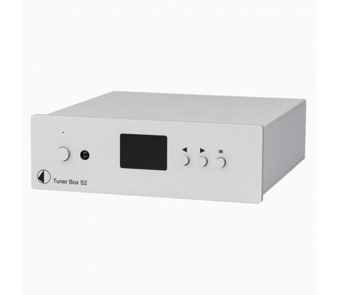 Pro-Ject Tuner Box S2 - Silver