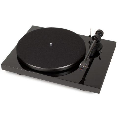 Pro-Ject Debut Carbon Turntable  (DC) - Black