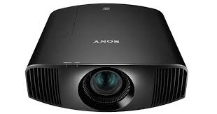 SONY VPL-VW570ES 4K SXRD Home Cinema Projector with 1,800 lumen  - Black