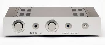 Sugden Audio A21aL Signature Line and Integrated Amplifier - Silver