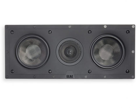 ELAC IW-DC51-W 2-Way In-Wall Centre Speaker - Black