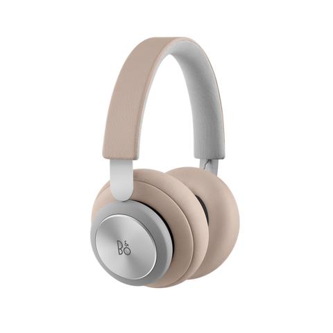 Bang & Olufsen BeoPlay H4 2nd Gen over-ear headphones - Limestone
