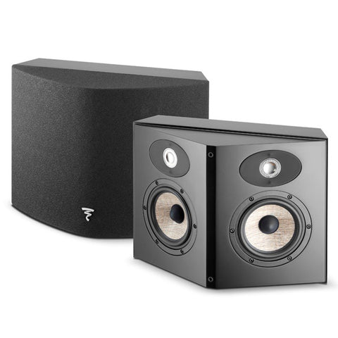 Focal Aria SR900 2-Way Bipolar Surround Loudspeaker - Black