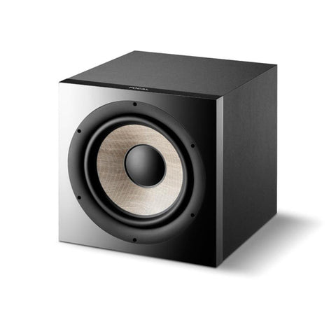 Focal SUB 1000 F Amplified Subwoofer - Black