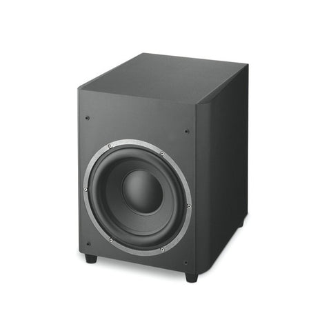 Focal SUB 300 P Active bass Subwoofer - Black