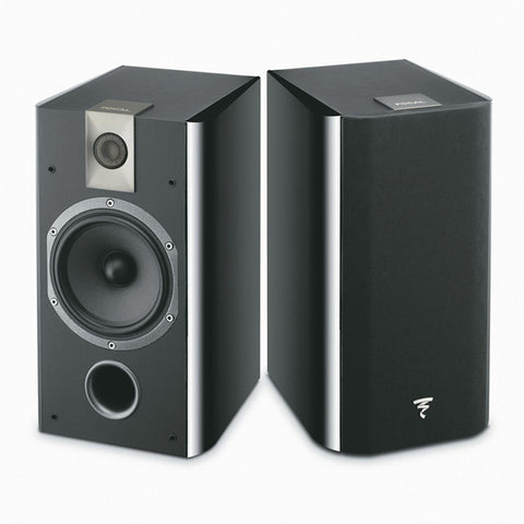 Focal Chorus 706 2-Way bookshelf Speaker - Black