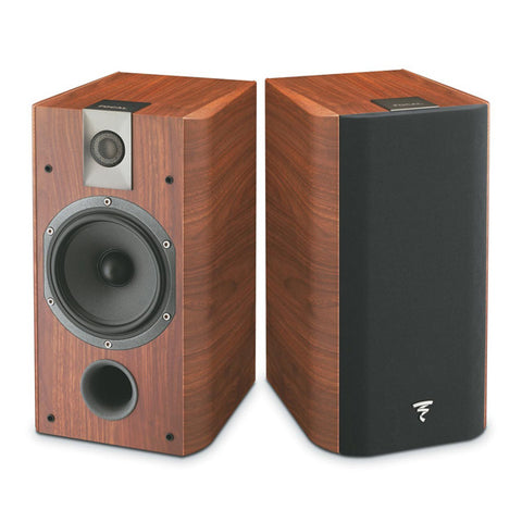 Focal Chorus 706 2-Way bookshelf Speaker - Walnut