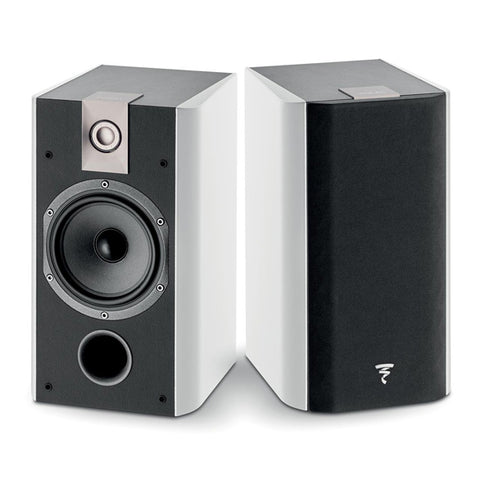 Focal Chorus 706 2-Way bookshelf Speaker - White