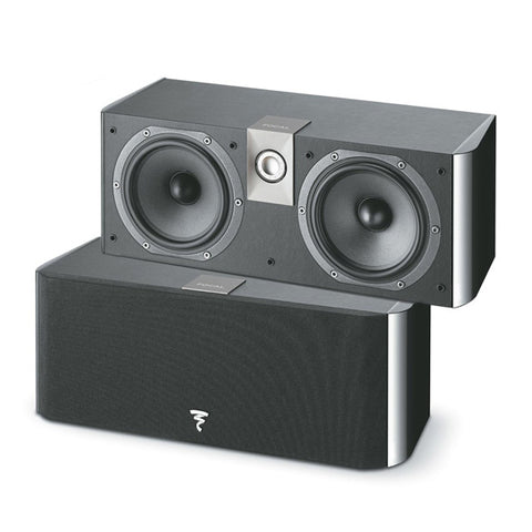 Focal Chorus CC 700 2-WAy Centre Speaker - Black