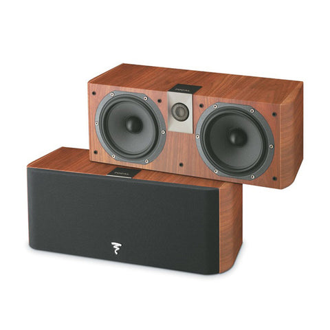 Focal Chorus CC 700 2-WAy Centre Speaker - Walnut