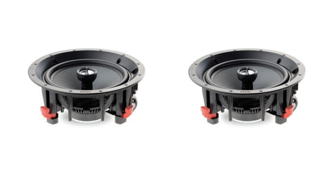 Focal 100ICW8 2 Way In-Ceiling Loudspeaker - pair - Black