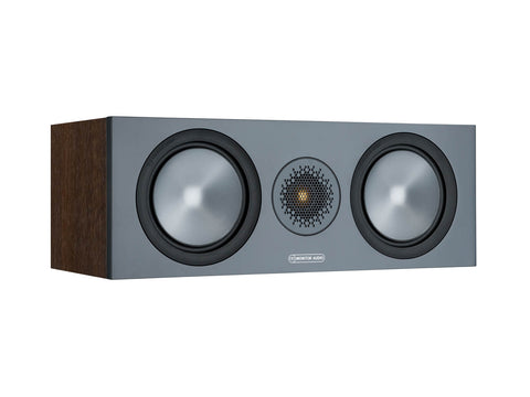 Monitor Audio BRONZE C150 Centre speaker - each - Walnut