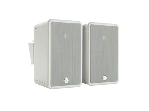 Monitor Audio Climate 50 Indoor / Outdoor Speakers - Pair - White