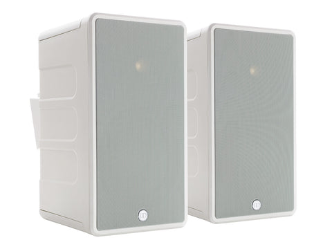 Monitor Audio Climate 80 Indoor / Outdoor Speakers - Pair - White