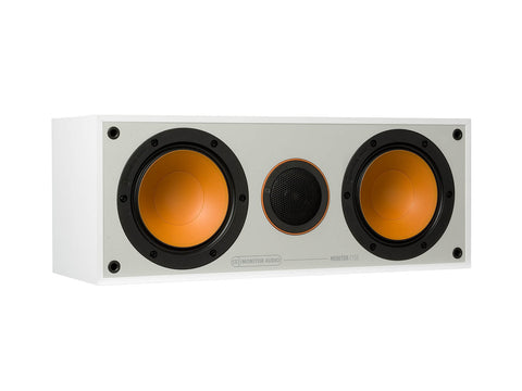 Monitor Audio SMC150 Centre Speakers - Each - White