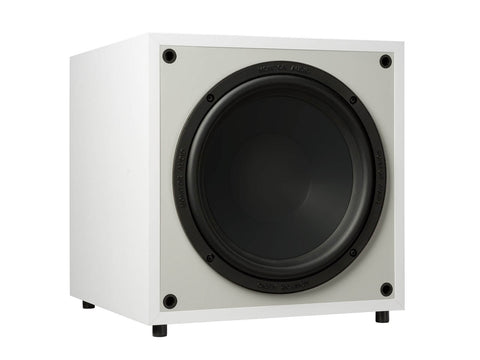 Monitor Audio SMW10B Subwoofer - Each - White