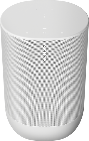 SONOS Move - Portable WiFi & Bluetooth Speaker - White
