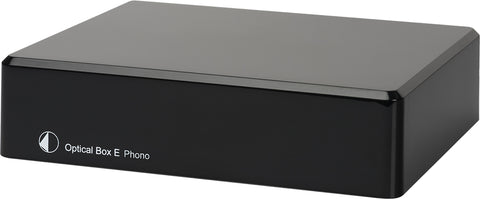 Pro-Ject Optical Box E Phono  - Black