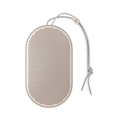 Bang & Olufsen BeoPlay P2 portable bluetooth speaker -SandStone