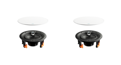 "DALI Phantom E-60 6"" Round Ceiling Speaker - pair"