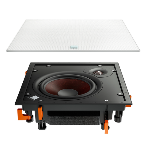 "Dali Phantom H-80 8"" Square Ceiling Speaker"