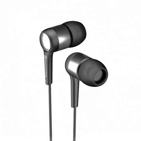 beyerdynamic Byron in ear - headset - Black