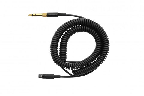beyerdynamic WK 1000.07, 3 M - Coiled cable - Black