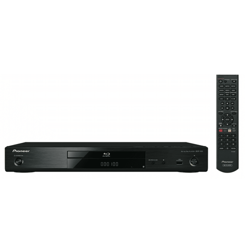 Pioneer BDP-100 Blu-Ray Player