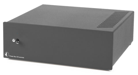 Pro-Ject Power Box RS Amp - Black