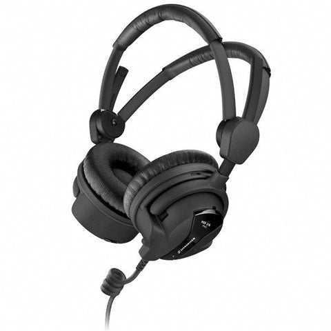 Sennheiser HD 26 PRO Professional Monitoring Headphones - Black