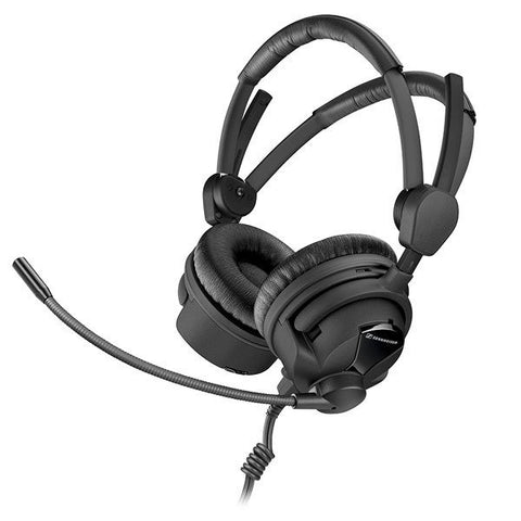 Sennheiser HME 26-II-600 Professional Broadcast Headset Headphone - Black