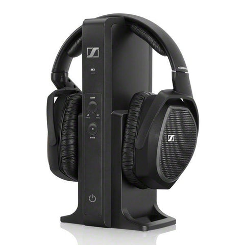 Sennheiser RS 175 RF Wireless Headphone System - Black