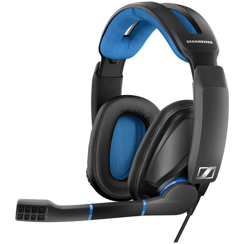 EPOS | Sennheiser GSP 300 Gaming Headset for PC, Mac, PS4 & Multi-platform - Blue&Black