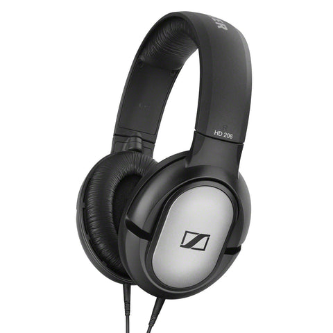 Sennheiser HD 206 Over Ear Headphones