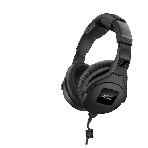 Sennheiser HD 300 PRO Tect Over ear Headphone - Black