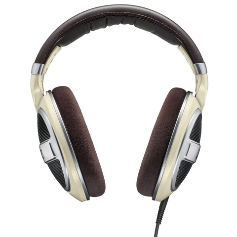 Sennheiser HD 599 High End Over Ear Headphone - Cream&Brown