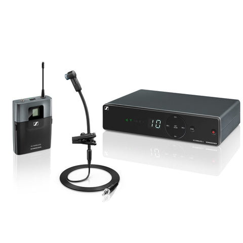 Sennheiser XSW 1-908-D Presentation Set - Black