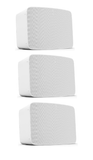 SONOS Five Three Room Set - White
