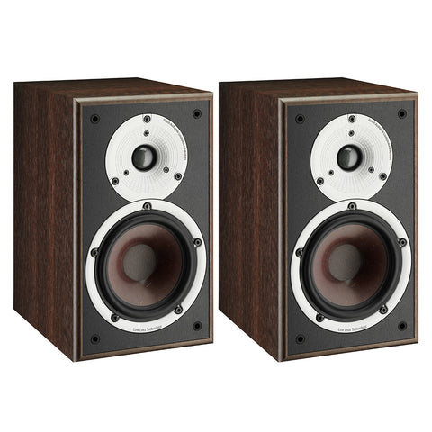 DALI Spektor 2  BookShelf Speakers - pair - Walnut