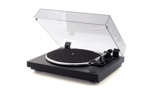 Thorens TD-158 fully automatic turntable - Black