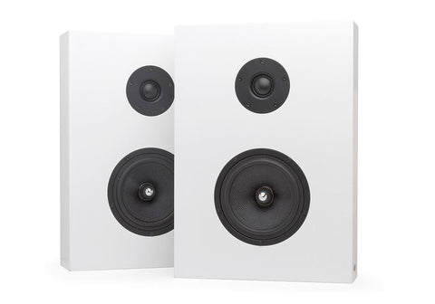 Cambridge Audio WS30 Slimline On-Wall Speaker Each - White